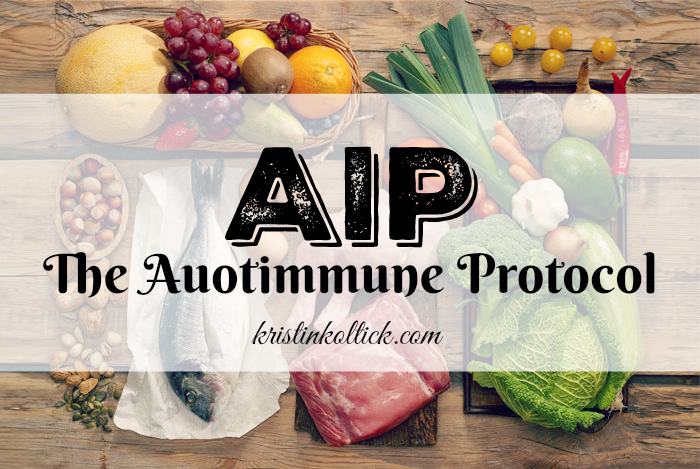 AIP: The Autoimmune Protocol