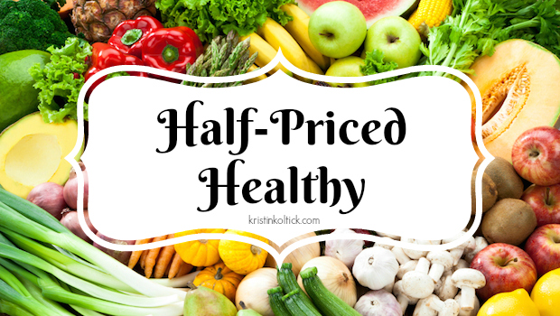 Half-Priced Healthy