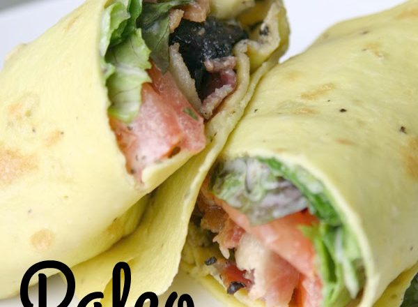Paleo Wraps / Tortillas / Crepes