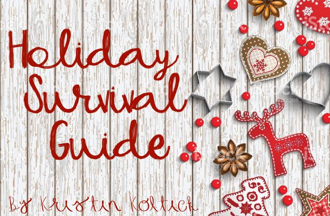 Holiday Survival Guide: How to Thrive with Peace & Power this Holiday Season, and always.