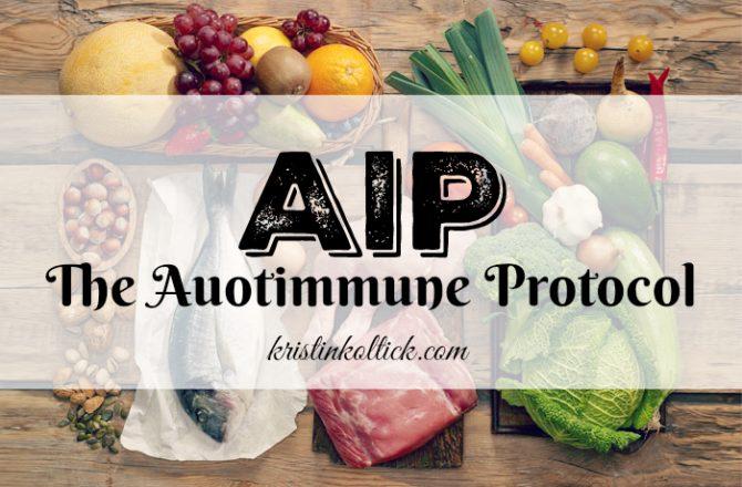 AIP: The Autoimmune Protocol