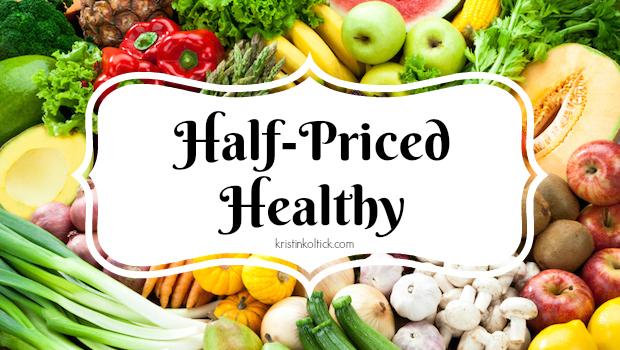 Half-Priced Healthy